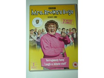 Mrs Brown's Boys - Series 1 (Import - Region 2) (2-disc DVD)
