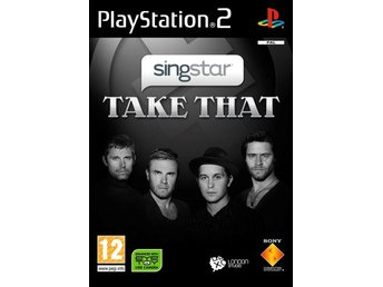 Singstar Take That - Playstation 2
