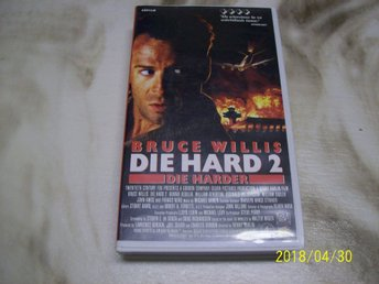 Die hard 2 - Die harder - VHS