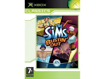 The Sims: Bustin Out - Classics - Xbox