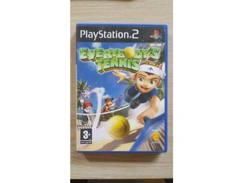 Everybody's Tennis Ps2