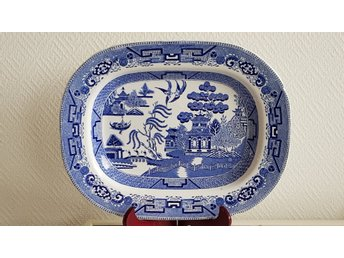 STOR FAT WEDGWOOD & CO ENGLAND!