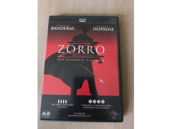 Mask of Zorro, The, DVD (R2 PAL)