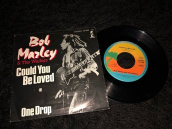 "BOB MARLEY COULD YOU BE LOVED 7"" ÖSTERRIKE RARE REGGAE"