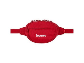 Supreme Waist Bag / Bum bag / Cross Body Bag / midjeväska FW18 NY Bogo