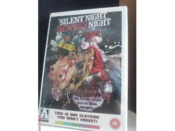 Silent night deadly night - R2 - Uncut