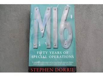 MI6: Fifty Years of Special Operations - Stephen Dorril - storpocket