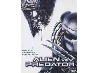 2st DVD-SKRÄCK-ALIEN Vs PREDATOR+AVP2 REQUIEM-Ex Rental