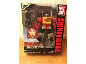 Transformers Titans Return leader-klass Blaster