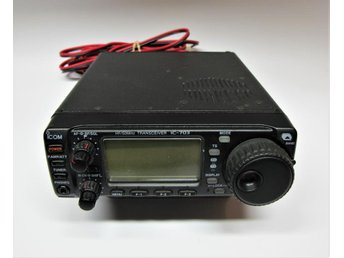 ICOM IC-703 transceiver amatörradio Made in Japan