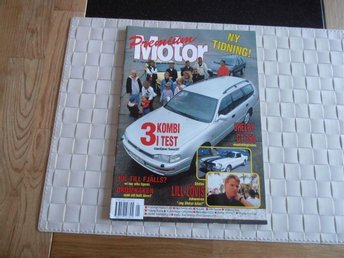PREMIUM MOTOR Nr1-1993 FORD MUSTANG SHELBY GT 350 - öregrund - PREMIUM MOTOR Nr1-1993 FORD MUSTANG SHELBY GT 350 - öregrund