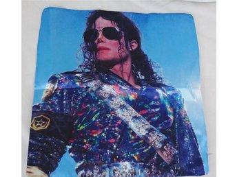 Michael Jackson MJ kudde soffkudde samlarsak memorabilia - Uppsala - Michael Jackson MJ kudde soffkudde samlarsak memorabilia - Uppsala