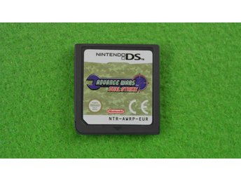 Advance Wars Dual Strike Nintendo DS - Hägersten - Advance Wars Dual Strike Nintendo DS - Hägersten