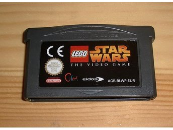 GBA: Lego Star Wars the Video Game