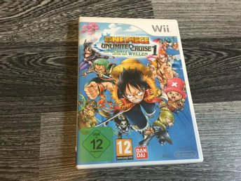 One Piece Unlimited Cruise(Komplett)(Mycket Bra Skick)