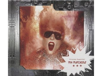 Princess Superstar - My Machine - 2005 - CD - Digipak - NEW