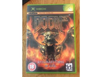 Doom 3 resurrection of evil - xbox