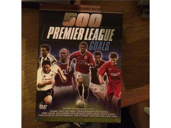500 mål i Premier League DVD! - Sundsvall - 500 mål i Premier League DVD! - Sundsvall