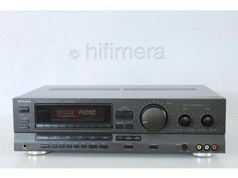 TECHNICS SA-GX200 AM/FM STEREO RECEIVER (RIAA/PHONO) - Kungsör - TECHNICS SA-GX200 AM/FM STEREO RECEIVER (RIAA/PHONO) - Kungsör