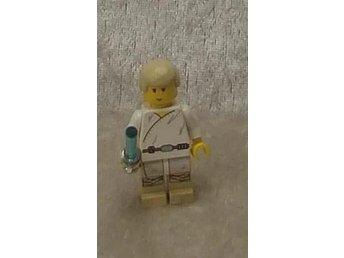 LUKE SKYWALKER med lasersvärd - minifig Lego - Sala - LUKE SKYWALKER med lasersvärd - minifig Lego - Sala