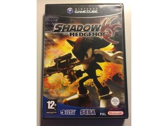 Shadow The Hedgehog - Nintendo Gamecube