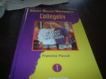 FRANCINE PASAL:SWEET VALLEY:COLLEGELIV NR:1 1997