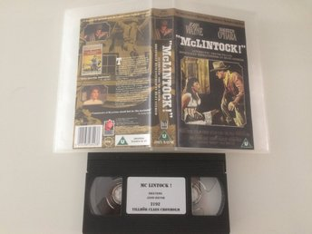 McLintock! (1963) - Import