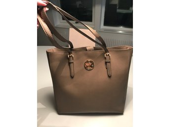 Michael Kors tote - taupe/beige