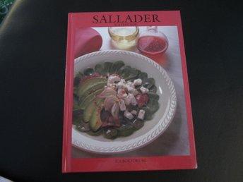 Javascript är inaktiverat. - Bispgården - En NY bok med recept på olika sallader. Kommer från ett rök och djurfritt hem - Bispgården