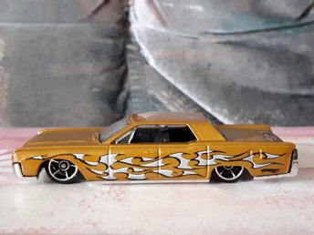 1964 LINCOLN HOT WHEELS 1:64