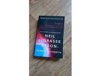 """Origins, Fourteen billion years.."" Neil deGrasse Tyson and Donal Goldsmith"