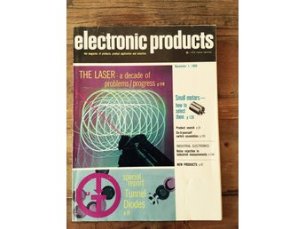 Electronic products november 1969