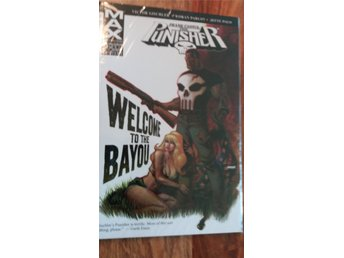 Punisher: Welcome to the Bayou TPB