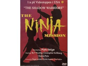The Ninja Mission - The Shadow Warriors DVD 1984