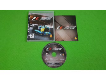 F1 Championship Edition Ps3 Playstation 3