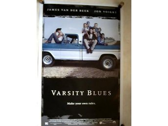 VARSITY BLUES Jon Voight ÅR 1999 CA 70X100CM