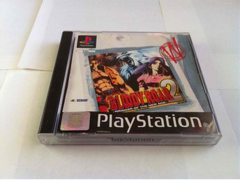 PS1/PSone: Bloody Roar 2 (II) - Bringer of the New Age