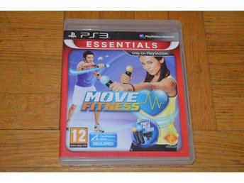 Move Fitness - Playstation Move Spel - Playstation 3 PS3