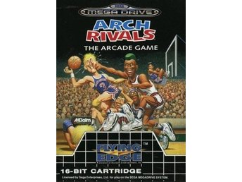 Arch Rivals The Arcade Game - Megadrive