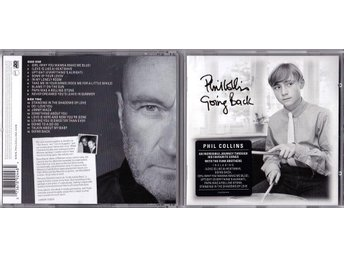 "Phil Collins ""Going Back"" CD"