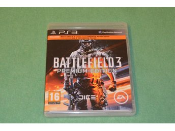 Battlefield 3 Premium Edition PS3 - Norrtälje - Battlefield 3 Premium Edition PS3 - Norrtälje