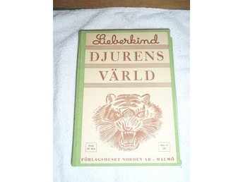 Lieberkind - Djurens värld nr 131 - Supplement - Band II