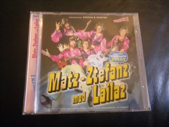 matz ztefanz med lailaz vol. 1 cd