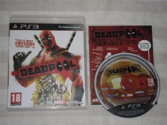 PlayStation 3/PS3: Deadpool