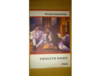 Twelfth Night av William Shakespeare på engelska