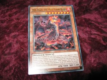 YU-GI-OH DOGORAN, THE MAD FLAME KAIJU MP16-EN098