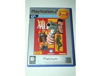XIII (PS2 - PLAYSTATION 2)