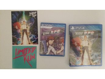 Saturday Morning RPG (PS4 + Vita) (inplastade)
