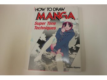 How to draw manga - super tone techniques