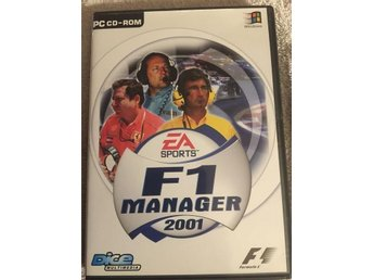 Pc - spel - F1 manager 2001